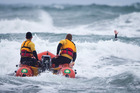 Surf Life Savers responded to two people who fell off a cliff at Port Waikato. Stock image. Photo / Jason Oxenham