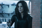 Kate Beckinsale and Theo James star in the film, Underworld: Blood Wars. Photo / Larry Horricks