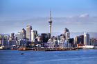 Auckland City. Photo / Doug Sherring