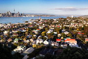 The number of Auckland suburbs with a median property value of more than $1m reached 99 this month. Photo / Doug Sherring