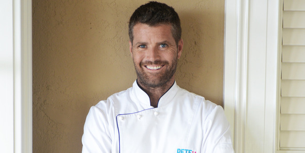 """Celebrity chef """"Paleo Pete"""" Evans has raised eyebrows with his natural stance. Photo / Supplied"""