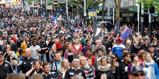 NZ scores highly for civil freedom but we're lagging when it comes to youth. Photo / Steven McNichol