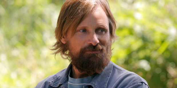 Male nude scenes, such as Viggo Mortensen's recent one from Captain Fantastic, tend to damage the actor's career as well. Photo/Supplied.