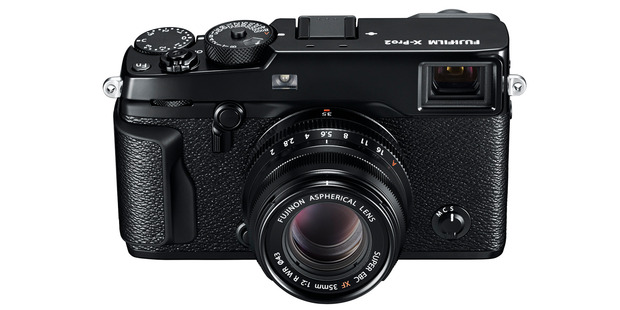 The Fujifilm X-Pro2 camera. Photo / Supplied