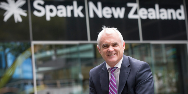 Spark agreed to buy the remaining half share of fibre construction business Connect 8 from Vocus.
