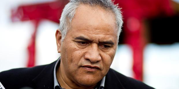 Maori Party president Tukoroirangi Morgan is masterminding a deal sharply focused on wresting the Maori seats back off Labour. Photo / Dean Purcell