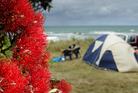 The Western Bay of Plenty District Council has hired a security firm to patrol camping hotspots such as Waihi Beach and Bowentown's Anzac Bay this summer. Photo/file