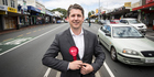The new Mt Roskill MP, Michael Wood. Photo / Michael Craig