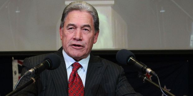 A significant Maori-Mana presence could also dramatically reduce Winston Peters' leverage post-election. Photo /  Christine McKay