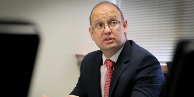 Gastro criticism: Calls have been made for Hastings District Council chief executive Ross McLeod to resign. Photo/Warren Buckland