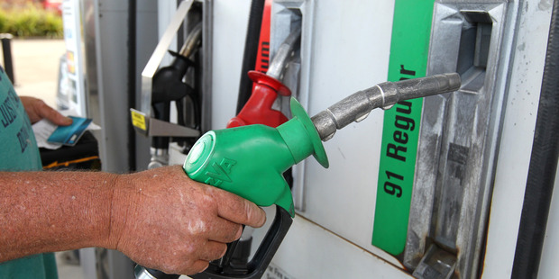 The price of Brent crude oil yesterday soared 10 per cent to $52 a barrel after the Opec cartel agreed to cut production for the first time since 2008. Photo / NZME