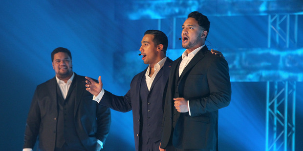 Sol3 Mio will be reuniting over the summer for a new vineyard tour. Photo/Duncan Brown