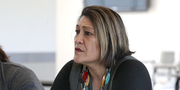 Not happy: Ikaroa Rawhiti MP Meka Whaitiri is disappointed with her two out of 10 ranking by the Trans Tasman Political Roll Call. Photo/Duncan Brown.