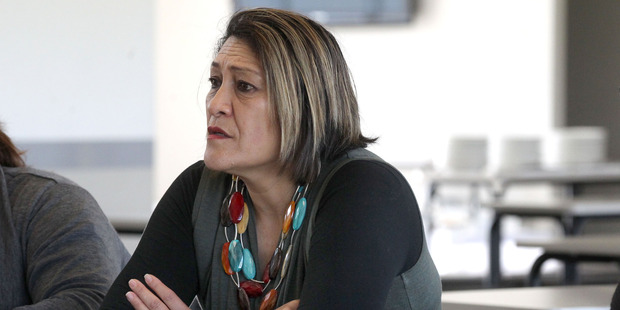 Some see Labour's Meka Whaitiri as being a potential causualty of the Mana-Maori alliance. Photo / Duncan Brown