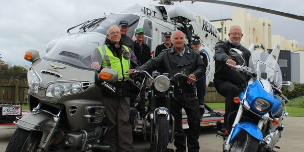The Woodville Lions Club are the longest continuous supporters of the Palmerston North Rescue Helicopter service.