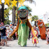 Crowds were treated to costumes of all shapes and sizes, from the traditional to the creative.