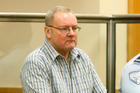 Former Kaitaia Lodge owner Michael Harris sentenced on charges of indecent assault and stupefying guests. Photo / Michael Cunningham