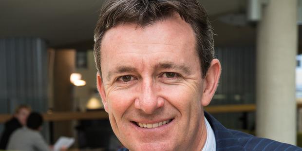 Deloitte Top 200 judge Neil Paviour-Smith.