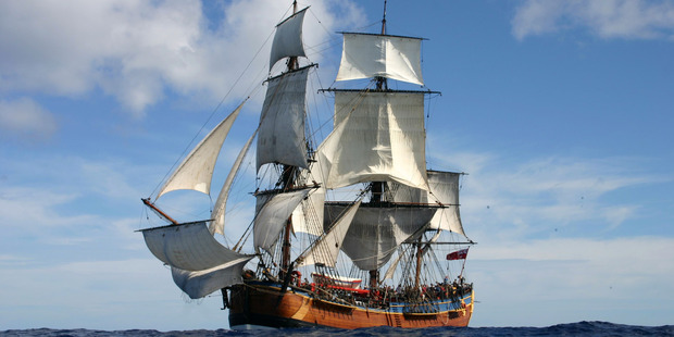 Organisers of the 250th anniversary commemorations of Captain Cook's arrival hope a replica of his ship, the Endeavour, will lead a flotilla of vessels on a journey around New Zealand, with several stops in Northland.