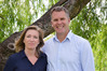 Matt King and his wife Sarah King NAG 29Nov16 - CHOSEN: National's Northland candidate Matt King and his wife Sarah. PICTURE / DEBBIE BEADLE