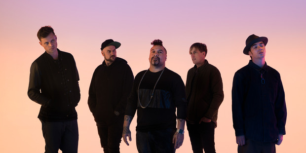 Shapeshifter will be embarking on a national tour over the New Year's week. Photo/Supplied