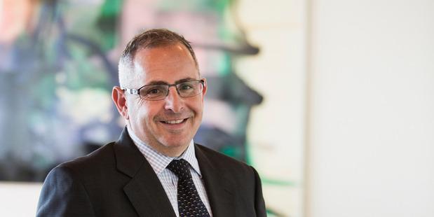 Loading Deloitte New Zealand chief executive Thomas Pippos. Photo / File