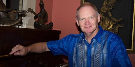 Dave Hallam and his trio will perform on the opening night of Kerikeri's new jazz club. PHOTO / SUPPLIED