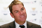 Even a decade after retiring, Shane Warne still has the star power to pull a headline. Photo / Getty Images.
