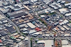 Immigrants and returning Kiwis require industrial and business premises like these in Penrose in which to work.