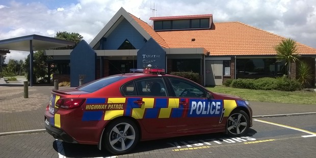Loading Police have been called to Tahatai Coast School in Papamoa after a bomb threat. Photo: John Borren