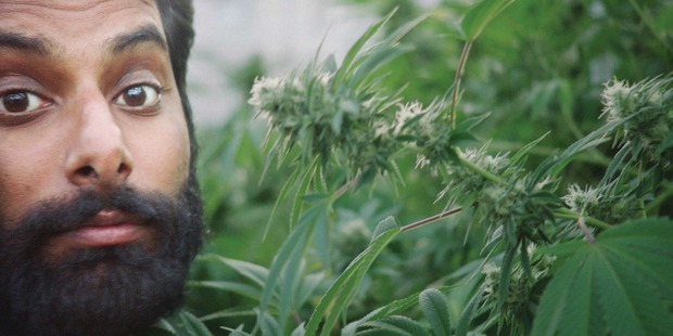 Krishna Andavolu, the host of Weediquette, takes dope smoking super seriously.