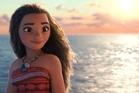 Moana is no Disney princess.