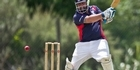 Watch: SPORT: Cricket- Western Bay of Plenty reserve grade