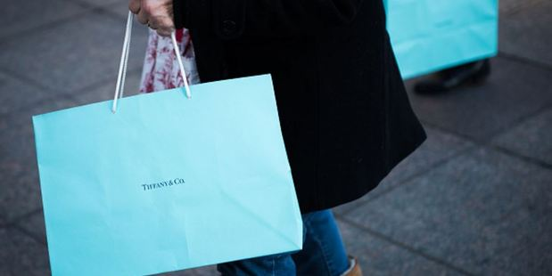 Luxury jeweller said sales have suffered at its flagship store amid security precautions. Photo / Mark Kauzlarich
