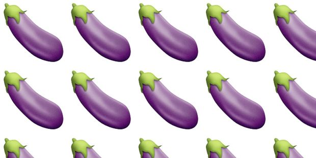 Remember when sending an eggplant emoji was considered risque?