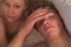 Source: Facebook: Em Comley. The girlfriend of a keen young rugby player pulled from a river has paid tribute to her 'soulmate' in an emotional video on Facebook.