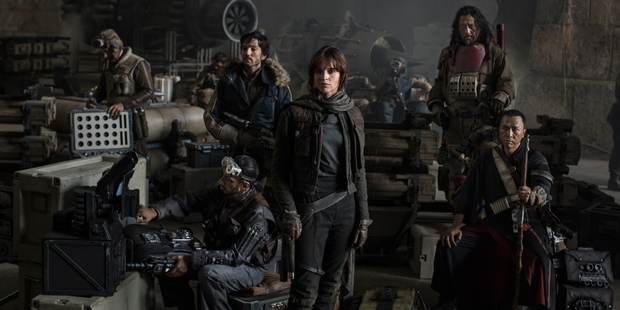 Force  had so many front-and-centre characters to introduce, and reintroduce.