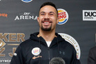 Joseph Parker takes on Andy Ruiz Jnr in Auckland next Saturday. Photosport