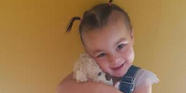 Indy Henderson is remembered as a bright little girl who would light up a room. Photo / Channel 7