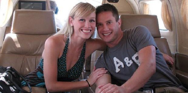 Sherri and her husband Keith Papini. Photo / Facebook