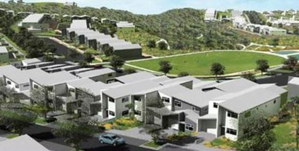 Sunny Heights is planned for a greenfields site on Sunnyheights Rd, Orewa.