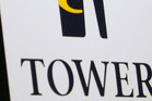 Tower's shares last traded at 73.5 cents and have slumped 61 per cent this year. Photo / File