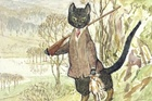 Previously unpublished Beatrix Potter story discovered