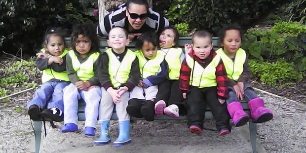 LIVE ENTERTAINMENT: The children of Whakaahurangi Kohanga Te Reo will be a part of the opening karakia at the Waitangi Day celebration in Stratford.