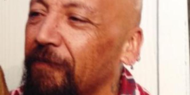 "Police would like to speak to 45-year-old Rangi Joseph Harris. They describe him as ""a person of interest"". Photo / Supplied"