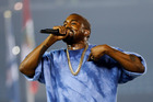 Kanye West has unveiled the tracklisting for his seventh album, Swish. Photo/AP