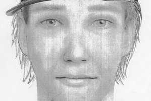 The identikit photo of Hamilton's suspected serial rapist. Photo / Supplied