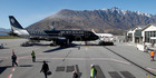 The airline has been working on extending its Queenstown services for several years. Photo / Mark Mitchell