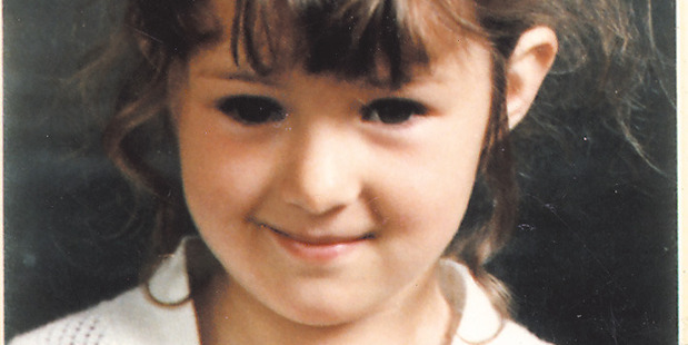Teresa Cormack, 6, was abducted from the streets of Napier while on the way to school on June 19, 1987. Photo / Supplied