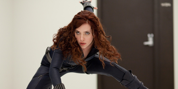Johansson stand-out Hollywood role has been Black Widow in Marvel's superhero movies. Photo / Marvel Studios